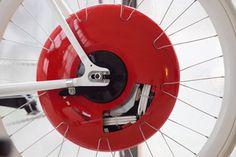 Copenhagen Wheel E Bike | #ebike #emobility