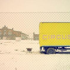 Winter Berlin on the Behance Network