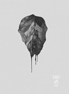 cult illustration on the Behance Network #poster