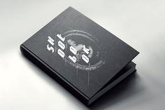 alt text #design #graphic #book #typography
