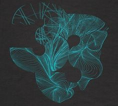 Andrio Abero | Graphic Design & Illustration #pattern #composition #illustration #type #grey