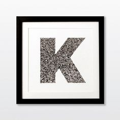 K.2 | Pen & Ink #des #graphic #illustration #modernism #typography