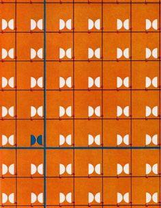 Anton Stankowski Illustration 7 | Flickr - Photo Sharing! #grid #calendar #stankoski