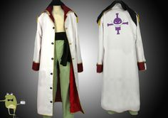 One Piece Whitebeard Edward Newgate Cosplay Costume #costume #whitebeard #cosplay