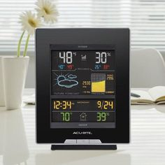 AcuRite Digital Weather Station #tech #gadget #ideas #gift #cool