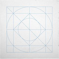 #205 Harmony – A new minimal geometric composition each day