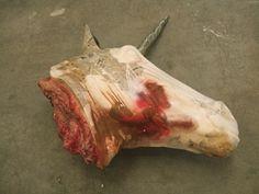 tumblr_l7nu68khwn1qaqz1bo1_400.jpg (350×263) #dead #sopranos #animal #unicorn
