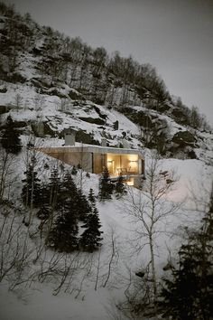 Sirdalen House is a Perfect Getaway in Norwegian Mountains / Filter Arkitekter