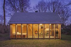 Recreation House by Zecc Architecten #architecture #house