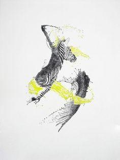 39-zebra-johanneskoenig.com.jpg (JPEG-Grafik, 599x800 Pixel) #koenig #johannes #illustration #art #zeba