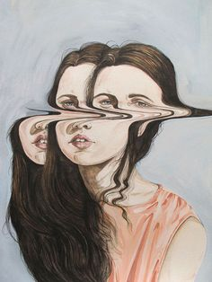 Henrietta Harris #illustration #portrait