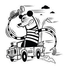 teddy kelly #illustration