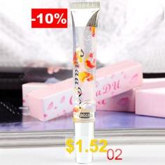 Brand #CmaaDU #Petal #Moisturizing #Lotion #Shrinking #Pore #Lasting #Makeup #Oil #Control #Transparent #Cream