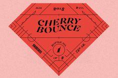 Vllg odesta cherrybounce klf #urtd #font #typeface #typography