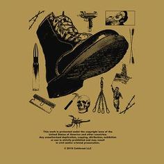 Illustration for t-shirt #tshirt #layout #illustration #grunge #punk #vintage