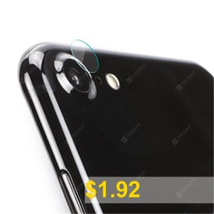 Tempered #Glass #Protector #Full #Cover #Protection #for #iPhone #8 # #/ #7 #Back #Rear #Camera #Lens #Screen #Clear #Protective #- #TRANSPARENT