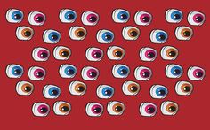 Ocular Daemon on the Behance Network #eye #vector #ecuador