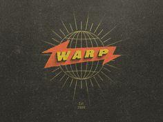 Warp Records #logo #warp