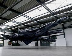 b.vordermaier.schatten2.jpg 768×600 pixels #vordermaier #installation #schatten2 #art #sonja