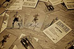 Lucha Loco on Behance #card #business