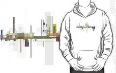 Skyline #desig #design #graphic #illustration #architecture #art #fashion