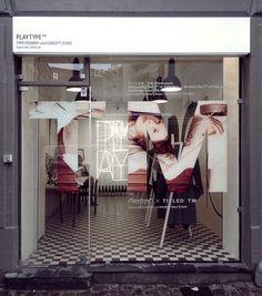 News - Playtype #interior #types #design #graphic #store #copenhagen