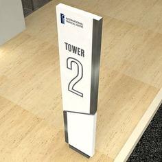Wayfinding | Signage | Sign | Design | 雅加达国际金融中心