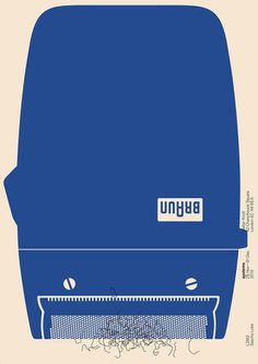 23 | 34 Posters Celebrate Braun Design In The 1960s | Co.Design | business + design #poster