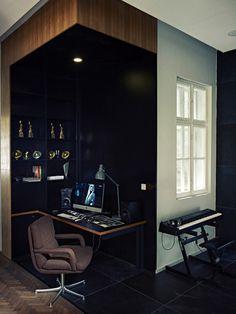 Студия Эдера Кристиана #workspace