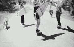 Pessimistic Enthusiasm #surf #photography #skate #friends #life