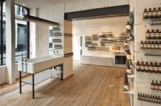 Aesop Soho 41, Lexington Street #interior #retail #design #space #store #concept #hipshops