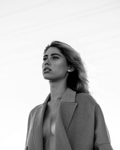 Black and White Portrait Photography by Uriel Espinoza