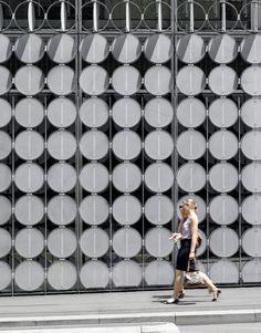Sean Godsell by Peter Clarke Photography Australia #hub #godsell #design #rmit #photography #architecture #australia
