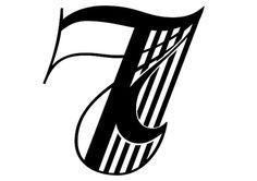 JNRD x HOMEWORK MIA DÖRWALD #font #lettering #letter #type #typography