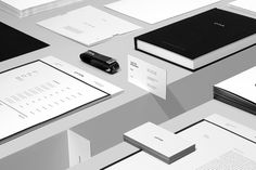 wedge lever upton branding belts packaging type typography beautiful deauty design inspiration designblog mindsparklemag black white minimal