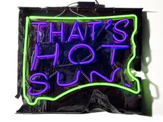 """the sun is hot"" PATRICK MARTINEZ #patrick #martinez"