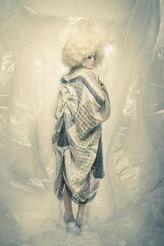 Magical Realism by Tata Christiana #fashion