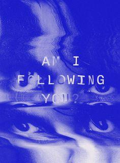 Am I following you?   Emil Kozole