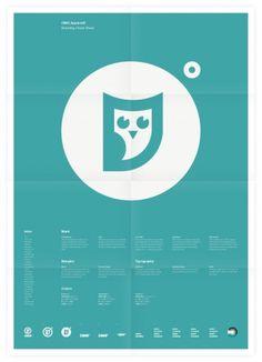 Universal Branding System (OMG Apparel) Poster