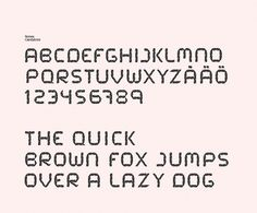 Chevychase Design Direction #typography