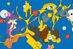 These 'Simpsons' Ads Are the Trippiest Promos Ever