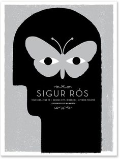 tad carpenter #sigur #rs #poster
