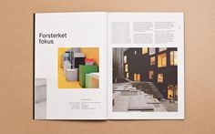Anthon B Nilsen 2011 #layout #book #booklet #spread