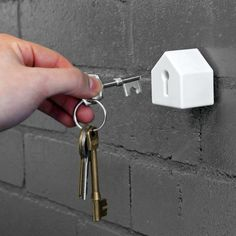House Key Holder From Suck UK #gadget