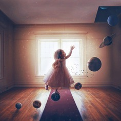 Dreamlike Photo Manipulations by Kevin Carden