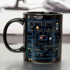 Pac-Man Heat Change Mug #man #mug #pac #home
