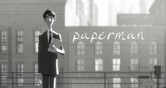 Paperman1 #motion