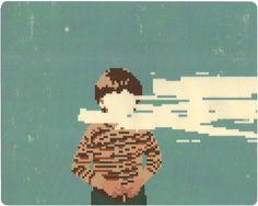 Hollis Brown Thornton Â« PICDIT #acrylic #art