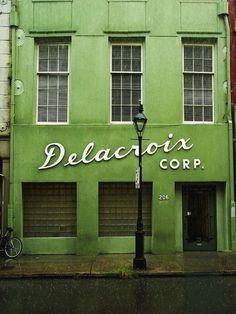 Delacroix #sign