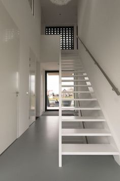 Villa Heerenveen stairs
